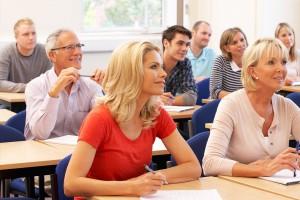 Lehrgangssituation Pädagogen