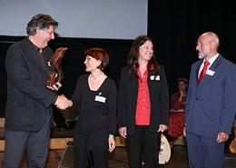 Verleihung Sozialmarie 2009