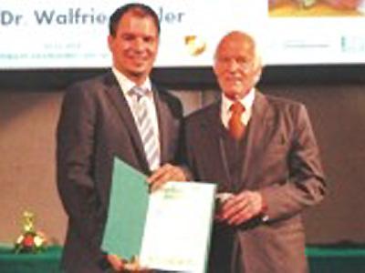 Verleihung Meilenstein 2014