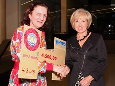 SI-Club Graz Rubin unterstützt Rainbows Bild 2